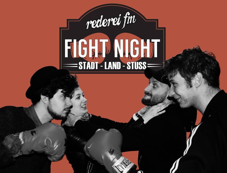 Rederei FM - Stadt Land Stuss Team