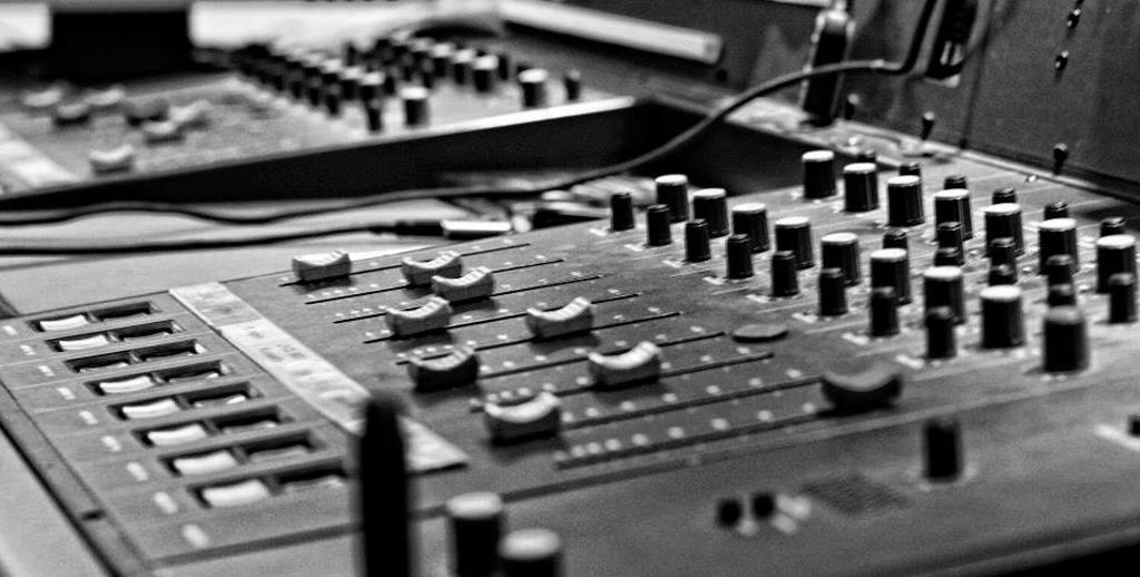 Studio Ansage Berlin Rederei FM