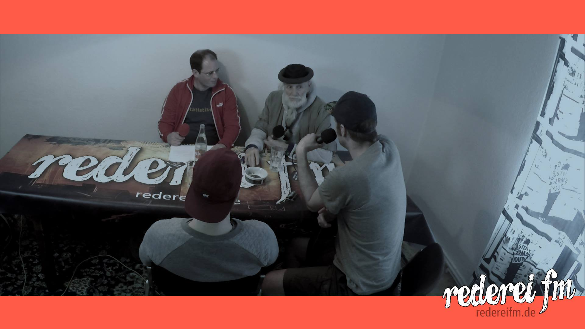 Vera Partei - Komet Bernhard - Felix Herzog - Rederei FM 3