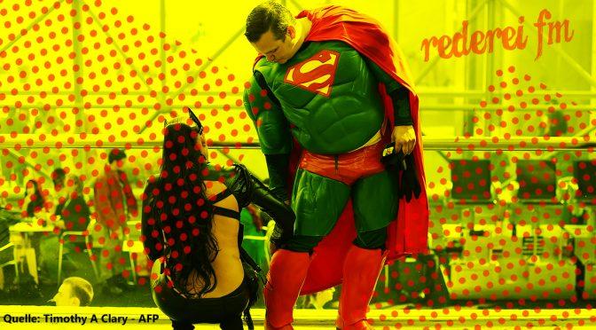 Com'(ic c)on – Der Comic Con Lagebericht 2016
