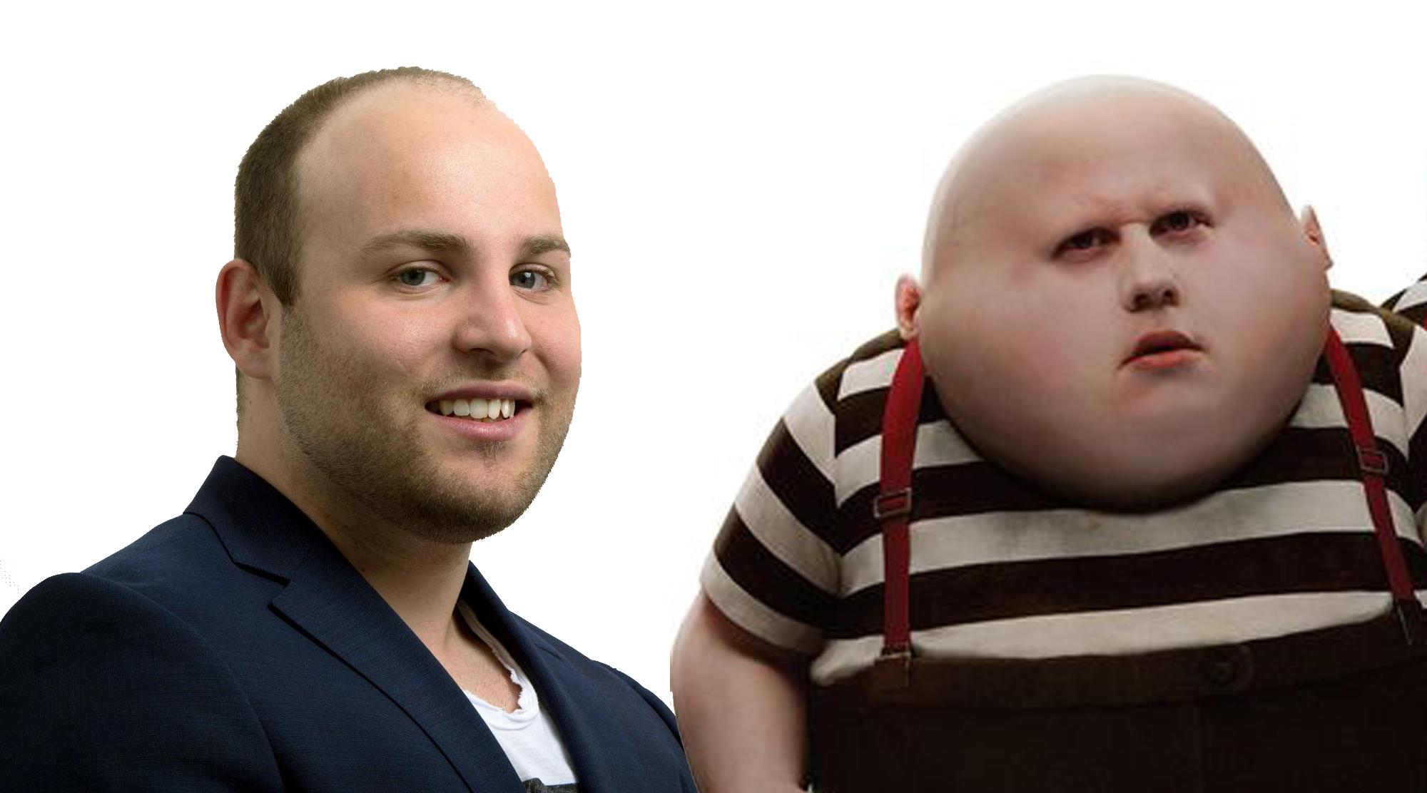 Markus Frohnmaier ist Tweedledum oder Tweedledee?