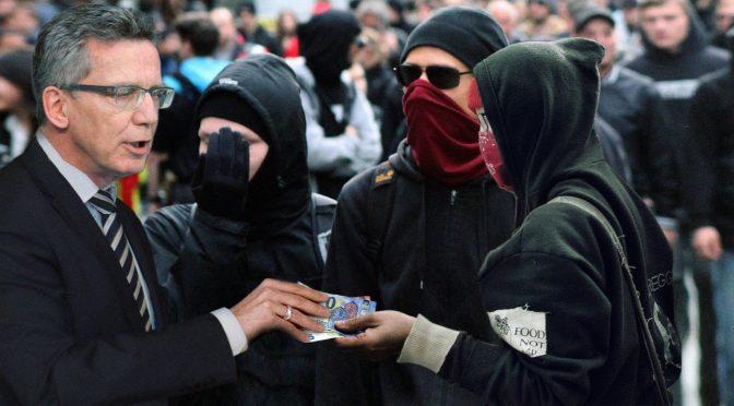 Bundesregierung stoppt alle Antifa e.V. Projekte